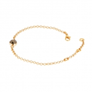 Pulsera Shimmered Gold
