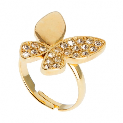 Anillo Butterfly Gold