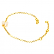 Pulsera Light Nature Gold