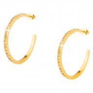 Pendientes Creole Gold