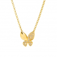 Colgante Butterfly Gold