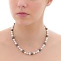Collar Princess Blackandpeach con Perlas de Swarovski