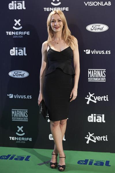 Sara+Gomez+Cadena+Dial+Awards+Tenerife+R